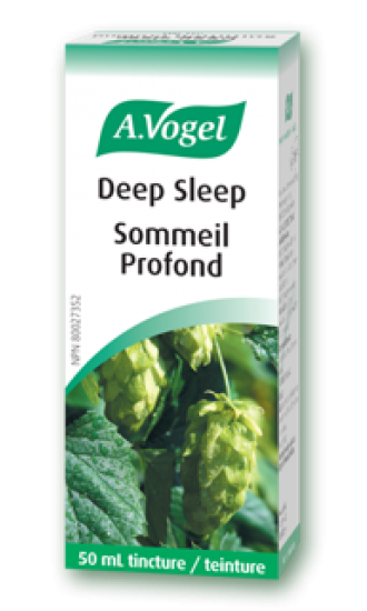 A. Vogel Deep Sleep Valerian and Hop Tincture,50ml