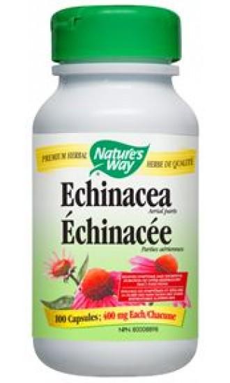 Nature's Way-Echinacea Aerial parts, 100 Capsules