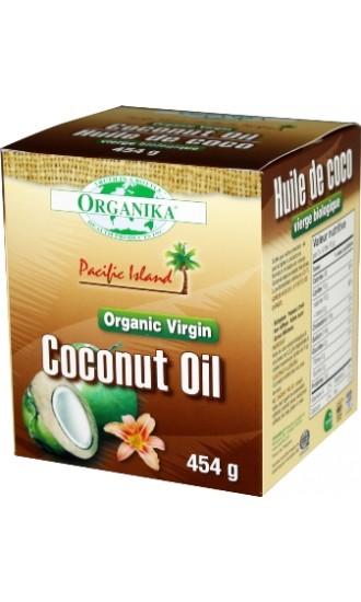 Coconut oil (certified organic)  454 g