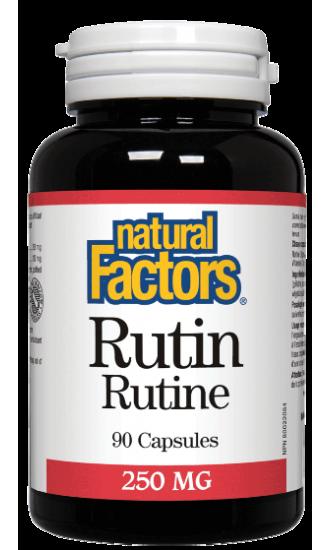 Rutin, 250 mg 90 Capsules