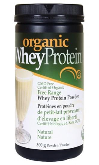 Prairie Naturals-Organic Whey Protein Natural, 300 gr