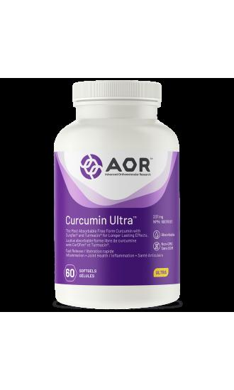 AOR Curcumin Ultra, 60 Capsules
