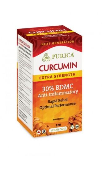 Purica Curcumin Extra Strength, 60 Vegan Caps