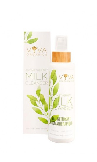 Viva Aromatherapy Milk Cleanser, 120 ml (4.0 oz)