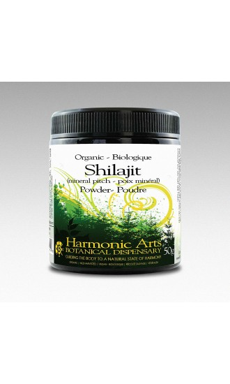 Harmonic Arts Shilajit, 50 g