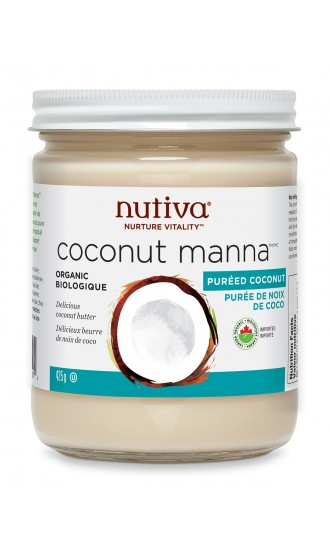 Nutiva Coconut Manna Butter, 425 g