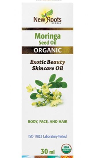 New Roots Moringa Seed Oil, 30 ml